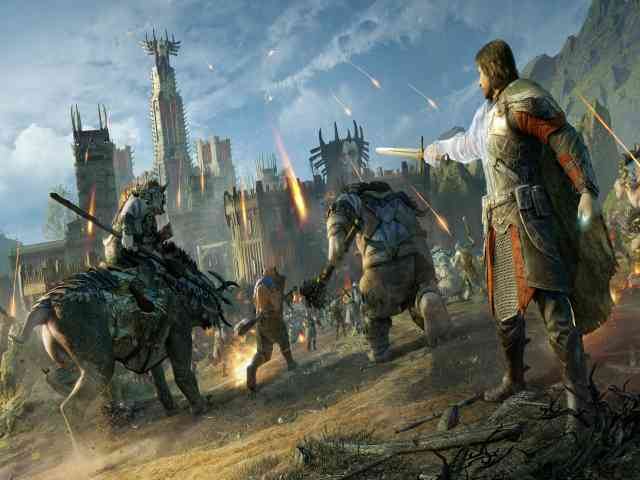 Middle Earth Shadow of War Free Download Full Version