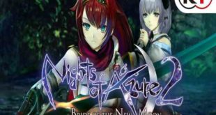 Nights of Azure 2 PC Game Free Download
