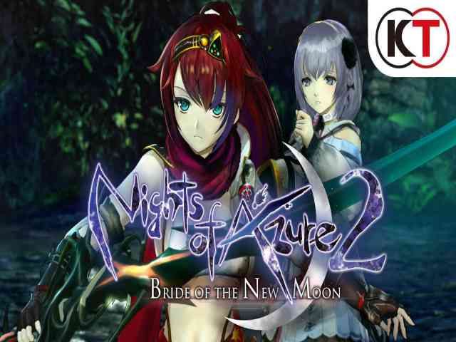Nights of Azure 2 PC Game Free Download
