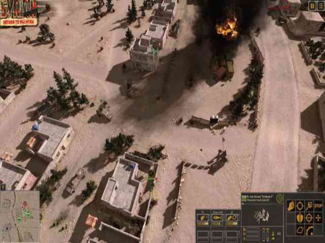 Download Syrian Warfare Return to Palmyra Game For PC Free