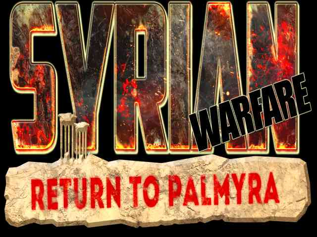Syrian Warfare Return to Palmyra PC Game Free Download