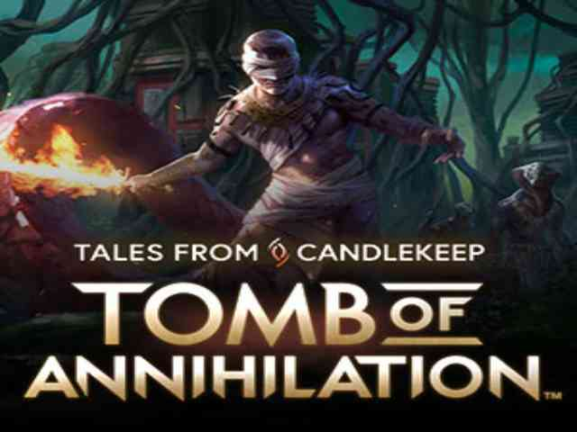 Tales From Candlekeep Tomb of Annihilation PC Game Free Download