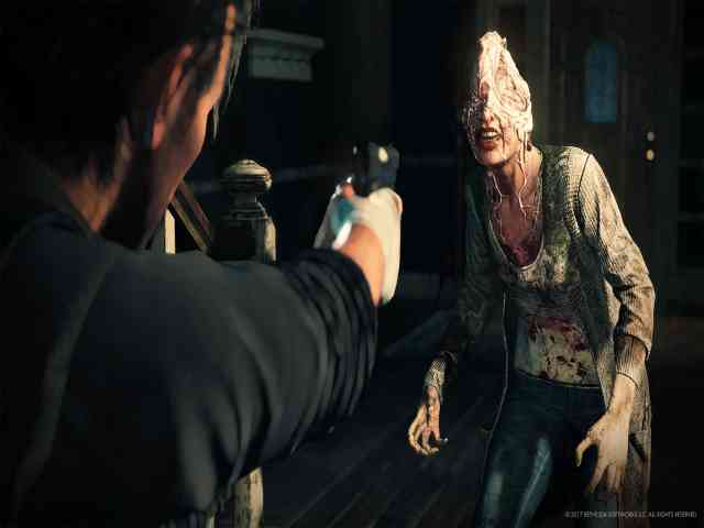 The Evil Within 2 Free Download Full Version
