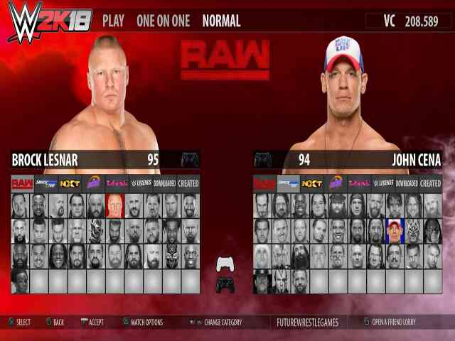 WWE 2K18 Free Download Full Version