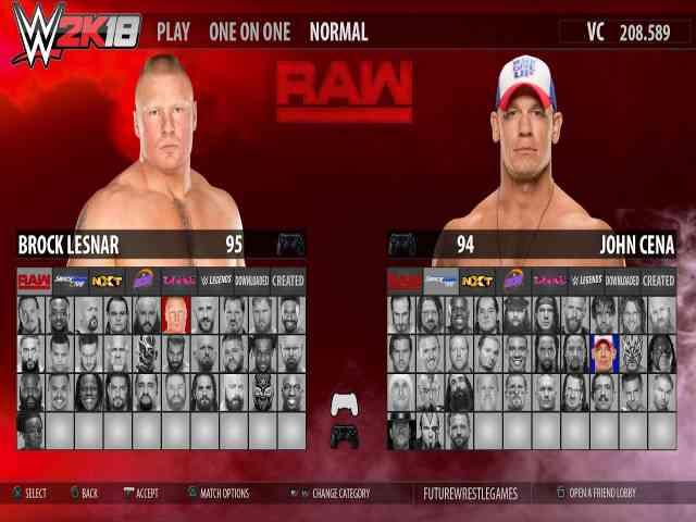 WWE 2K18 Free Download Full Version