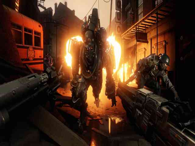 Wolfenstein II The New Colossus Free Download For PC