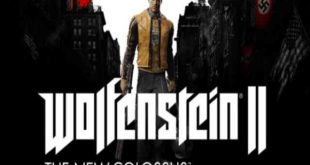 Wolfenstein II The New Colossus PC Game Free Download