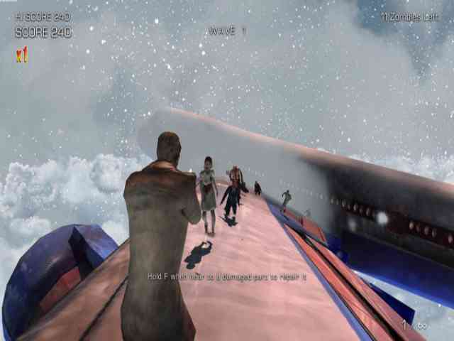 Zombies on a Plane Resurrection Edition Free Download Full Version