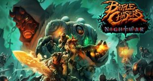 battle chasers nightwar game