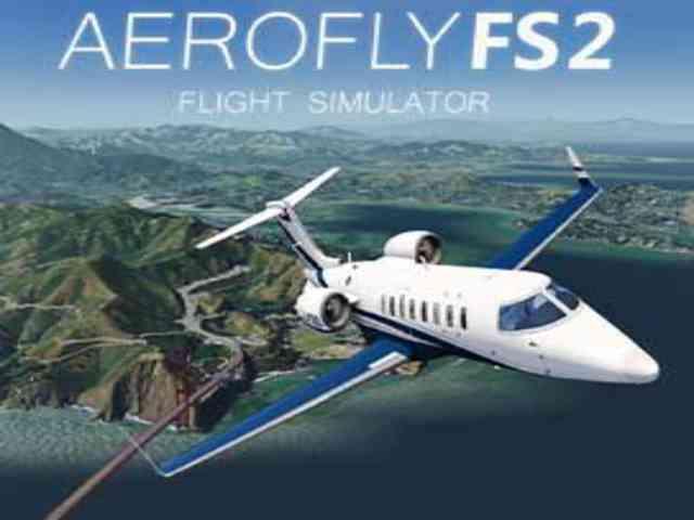 Aerofly FS 2 Flight Simulator PC Game Free Download