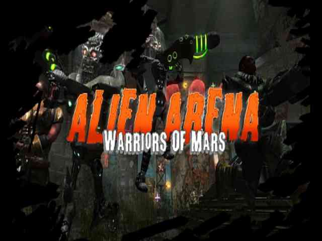 Alien Arena Warriors of Mars PC Game Free Download