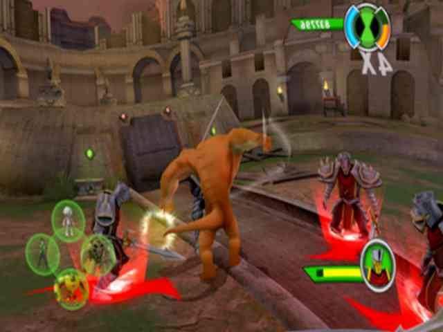 Ben 10 Free Download For PC