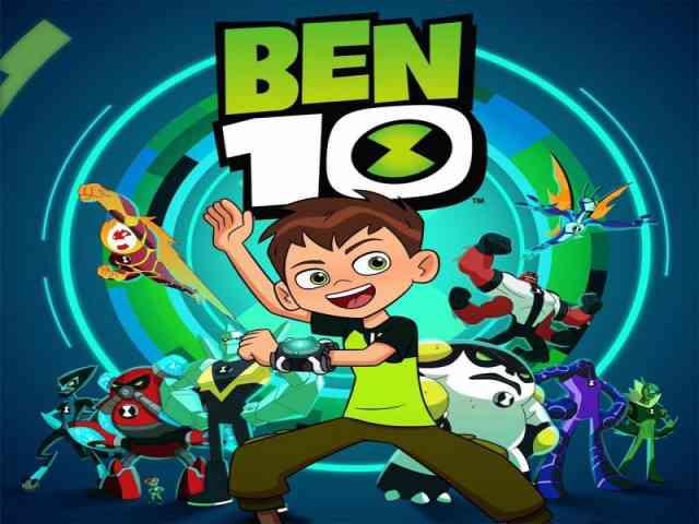 Ben 10 PC Game Free Download