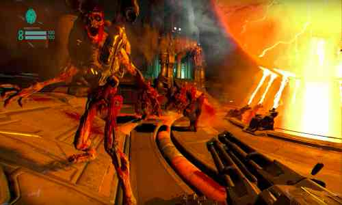 Doom VFR Free Download For PC