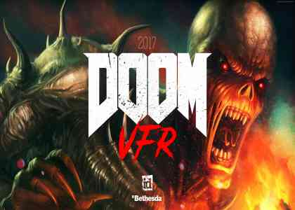 Doom VFR PC Game Free Download