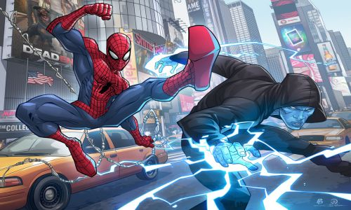 The Amazing Spider Man 2 Game Download