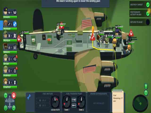 Download Bomber Crew Highly Compressed