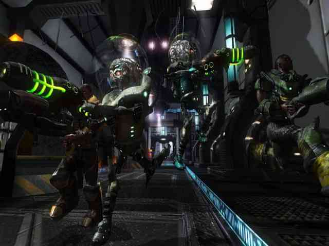 Download Alien Arena Warriors of Mars Setup