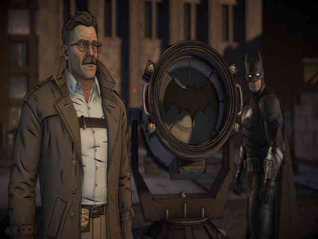 Download Batman The Enemy Within Episode 3 Setup