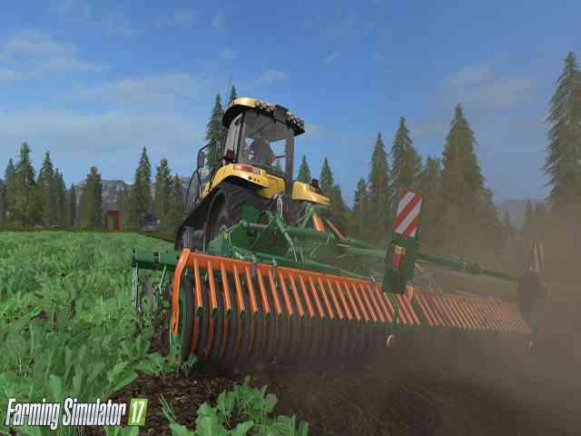 Download Farming Simulator 17 Platinum Edition Setup