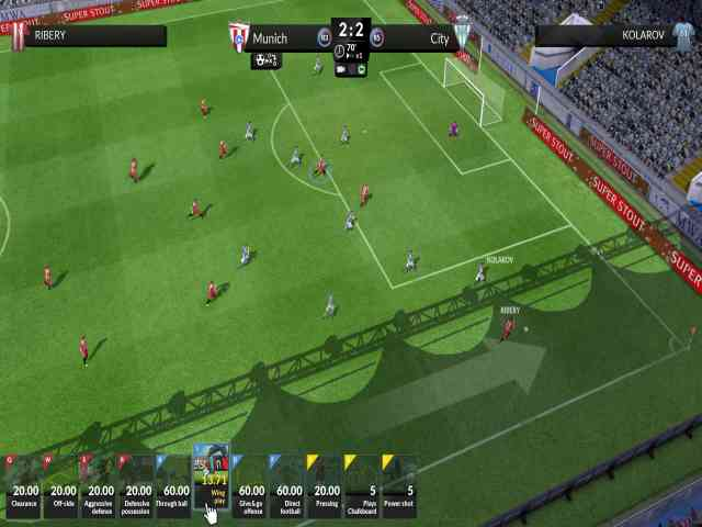 Download Football Club Simulator 18 Highly Compressed