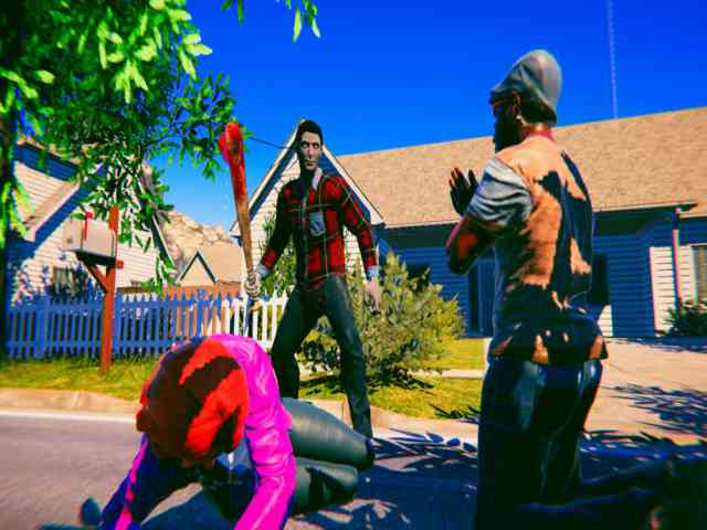 Download John The Zombie Highly Compressed