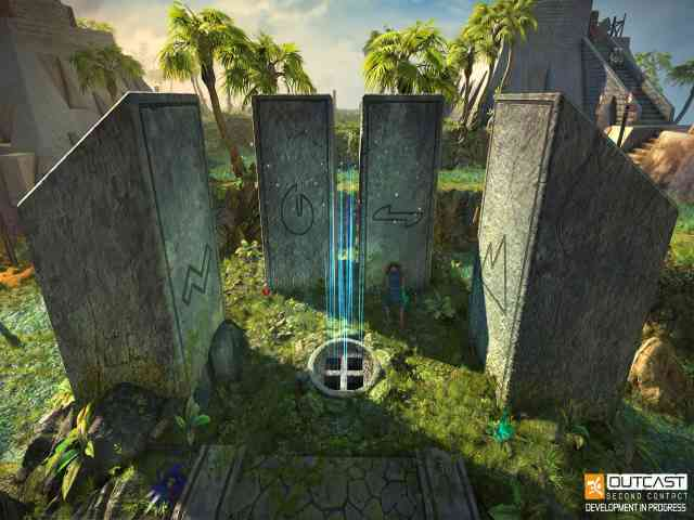Download Outcast Second Contact Setup