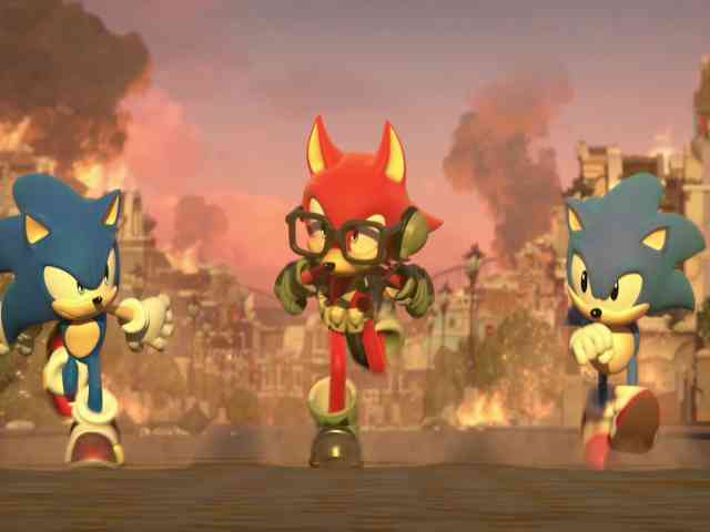 Download Sonic Forces Highly Compressed