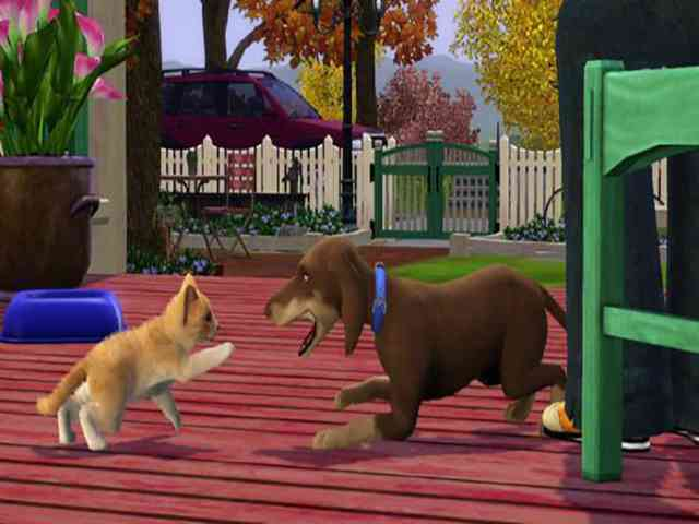 Download The Sims 4 Cats and Dogs Highly Compressed