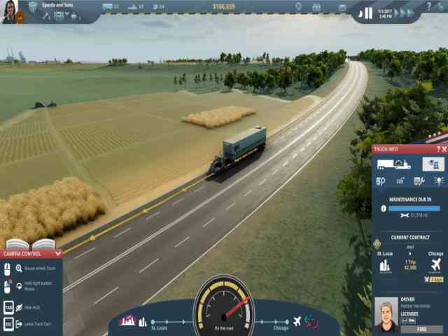 Download TransRoad USA Highly Compressed
