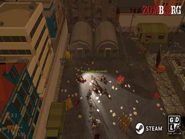 Download Zomborg Highly Compressed