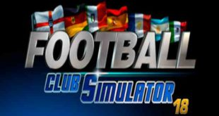 Football Club Simulator 18 PC Game Free Download