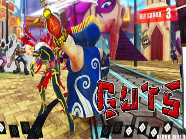 GUTS PC Game Free Download