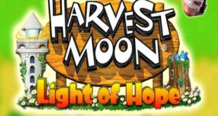 Harvest Moon Light of Hope PC Game Free Download