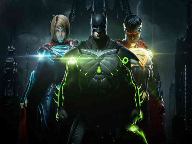 Injustice 2 Free Download For PC
