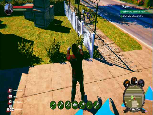 John The Zombie Free Download For PC
