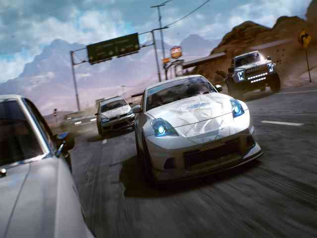 Need For Speed Payback Deluxe Edition Free Download Full Version