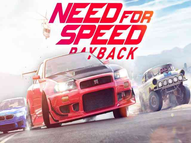 Need For Speed Payback Deluxe Edition PC Game Free Download