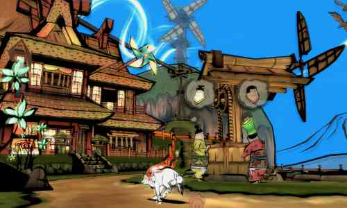 Okami HD Free Download For PC