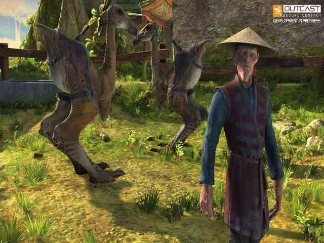 Outcast Second Contact Free Download Full Version