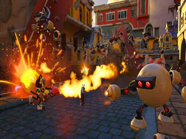 Sonic Forces Free Download For PC