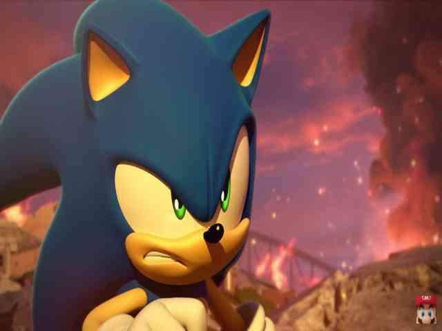 Sonic Forces Free Download Full Version