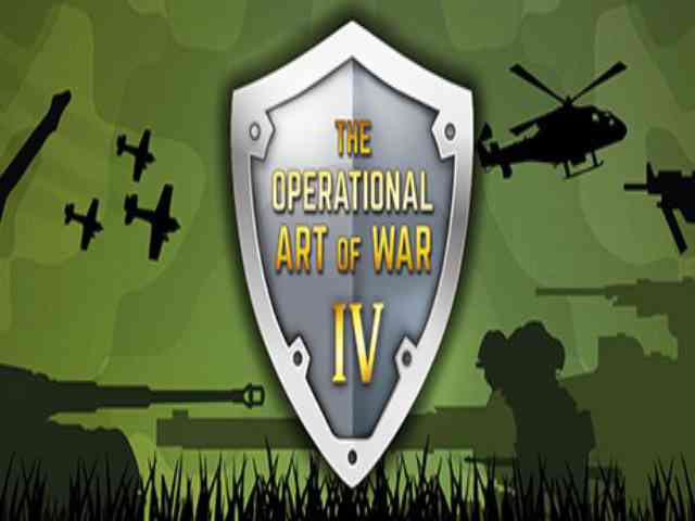 The Operational Art of War IV PC Game Free Download