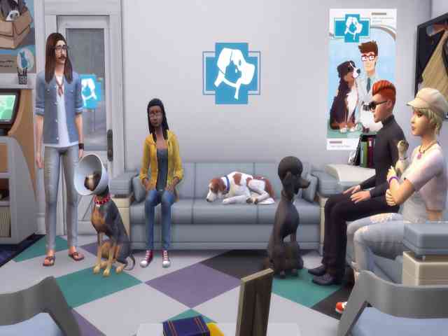 The Sims 4 Cats and Dogs Free Download Full Version