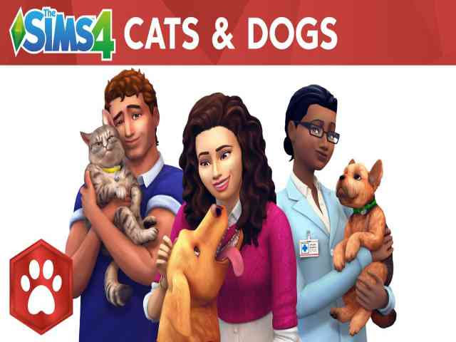 The Sims 4 Cats and Dogs PC Game Free Download