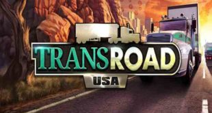 TransRoad USA PC Game Free Download