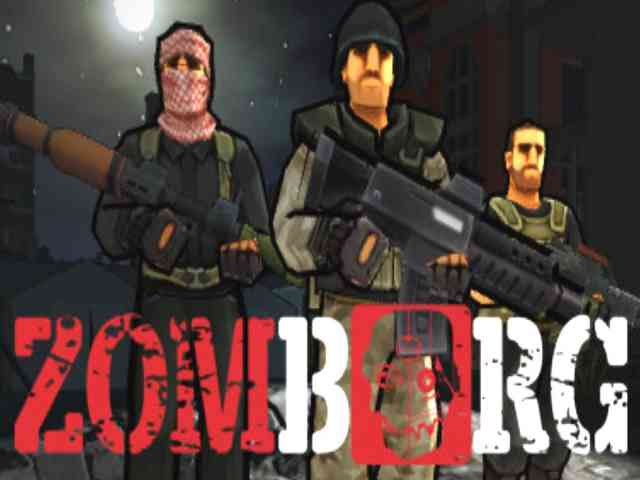 Zomborg PC game Free Download