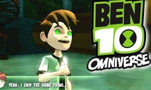ben 10 omniverse game