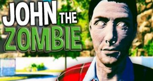 john the zombie game