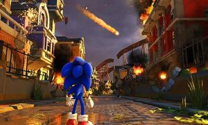 download sonic forces game